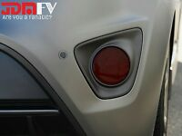 Hyundai Veloster Turbo Smoked Reflector Overlaystint Vinyl Wrap Cover Jdm Kdm