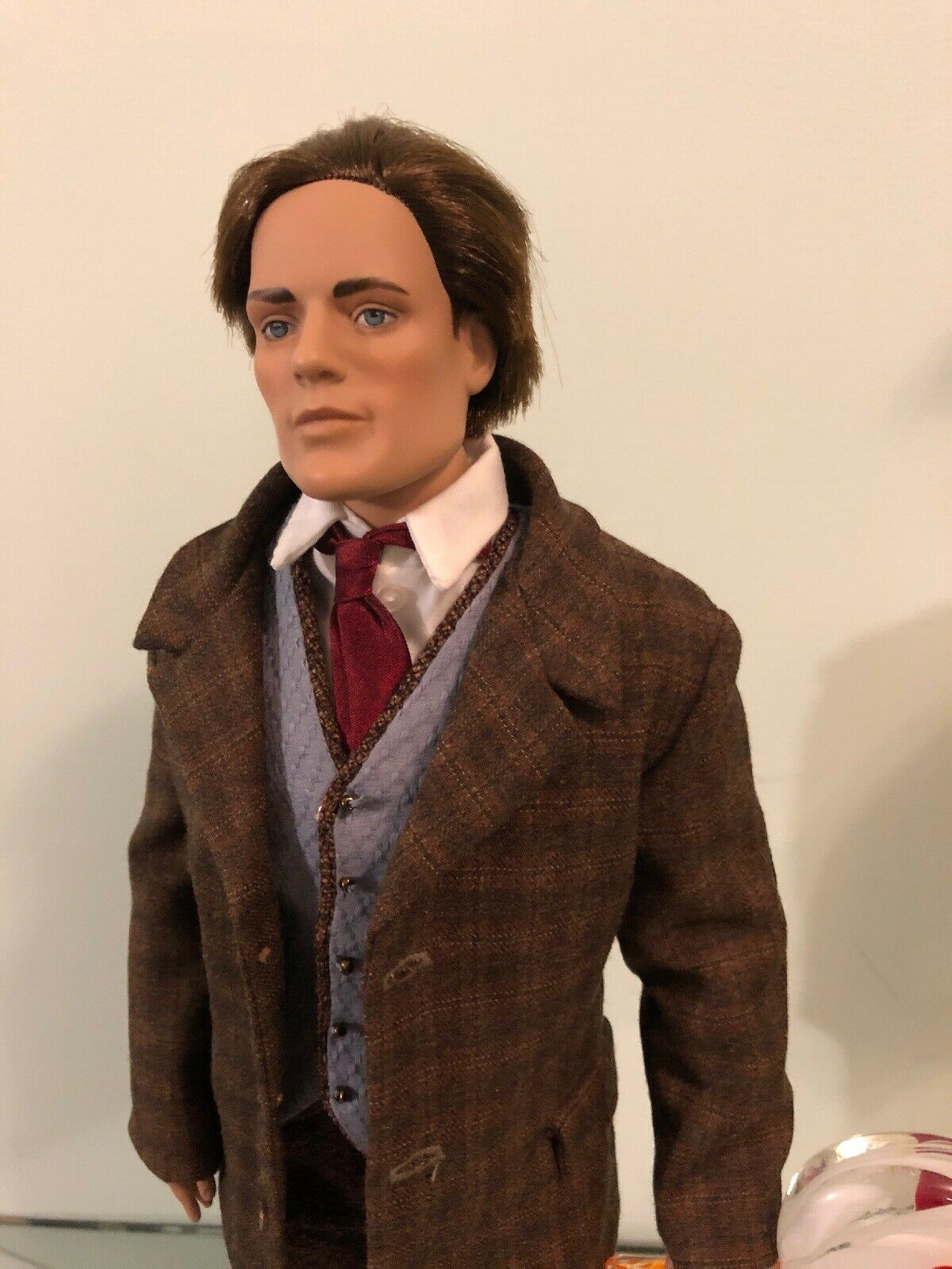 """17"""" male Doll Tonner Doll Company 2003"""