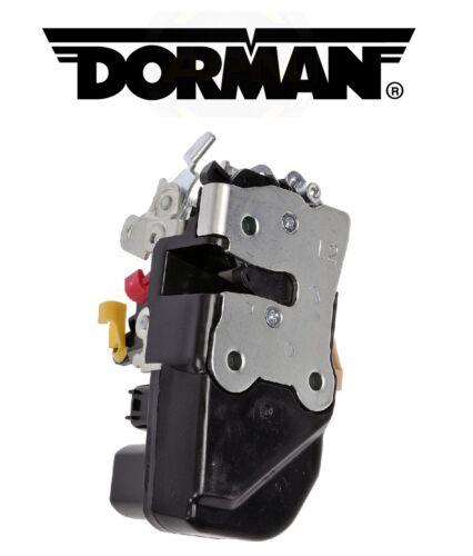 For Chrysler Aspen Dodge Durango Front Driver Left Door Lock Actuator Dorman