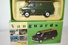 Ford Transit MK1 Van RHD grün 1:43 Vanguards neu & OVP VA06600