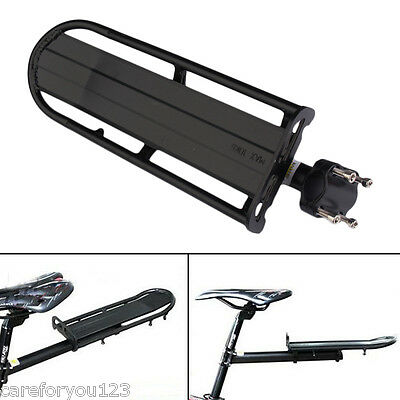 Bicycle Rear Cargo Rack Bike Touring Bag Panniers Carrier Fender Adjustable New