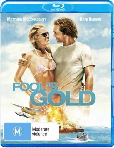 1 of 1 - Fool's Gold (Blu-ray, 2008) +Priority Post