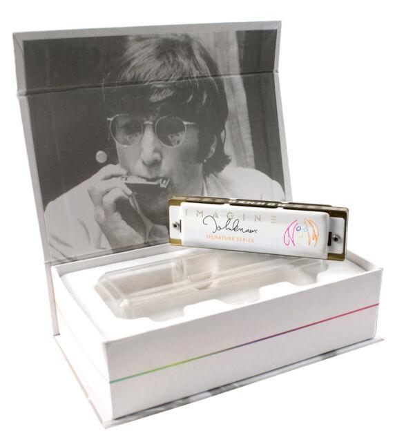 Hohner Hand Made John Lennon Signature Series Harmonica 592JLS (Key of C)