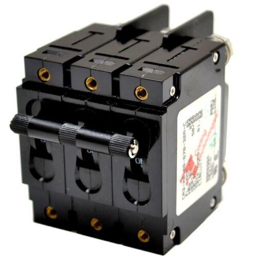Off 65 Amp Boat Rocker Circuit Breaker Carling Ca3-X0-08-678-32A-C On