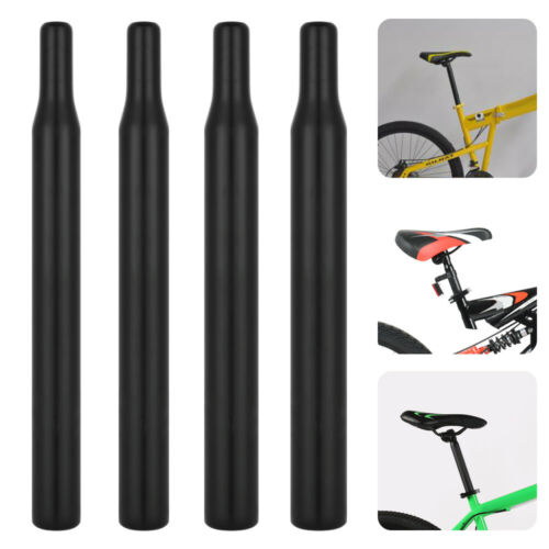Seat Tube Aluminum Post Road Bicycle Alloy Saddle Mountain 25.4-31.8mm MTB Bike