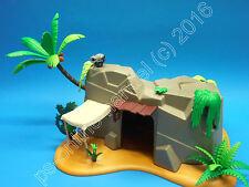 Playmobil Landschaft Höhle 30 cm aus Set 4797 Abenteuer Piraten (J-3291)