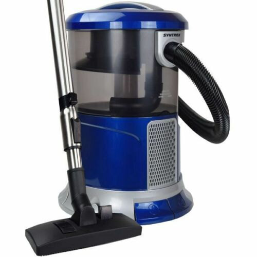 Vacuum Cleaner with Water Filter Poseidon of syntrox cleanest Exhaust, 14l Tank