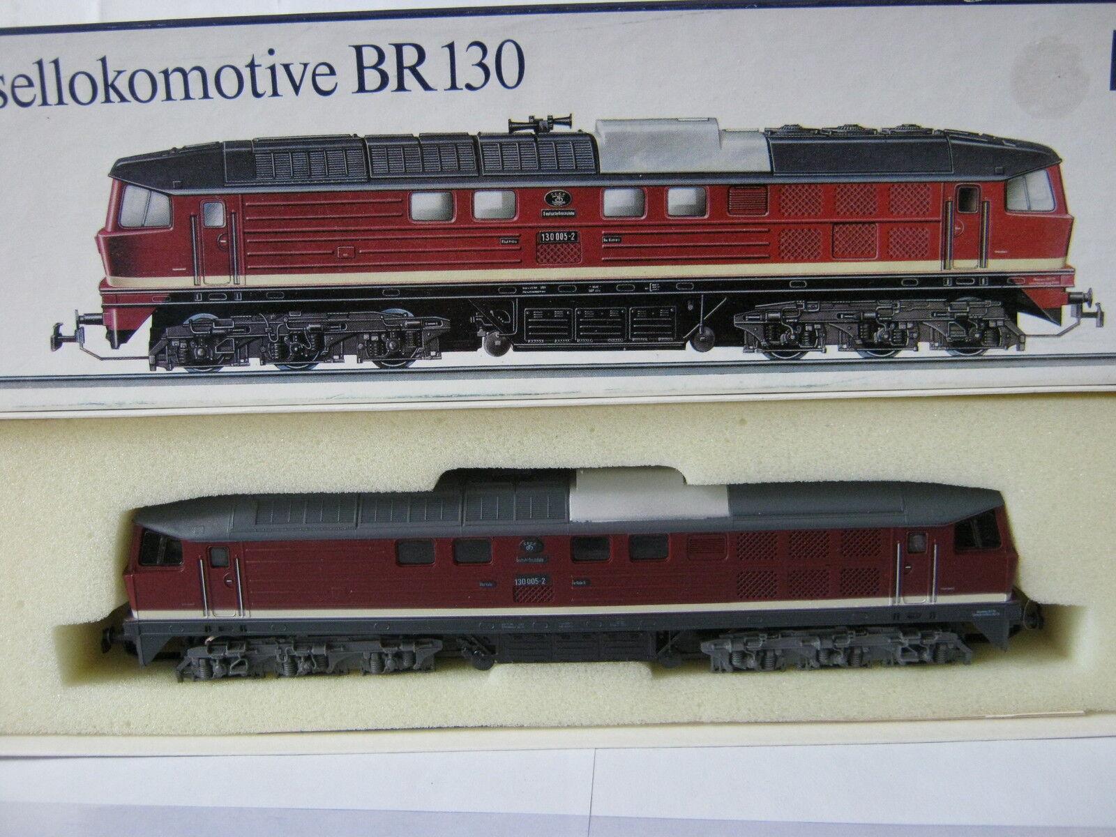 edición limitada Piko ho 5 5 5 601 diesel Lok br 130005-2 Imperio alemán tren CCCP (rg bw 105-55s9 1)  tomamos a los clientes como nuestro dios