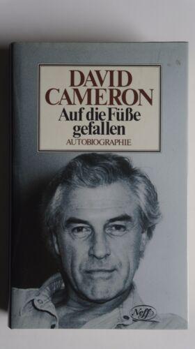 1 von 1 - R30131 David Cameron - Auf die Füße gefallen. Autobiographie #1