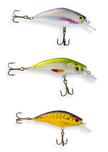 UGLY DUCKLING LURES NO 3 ASSORTED 30 YEARS OLD BRAND NEW IN PACK/>YOU CHOOSE ONE