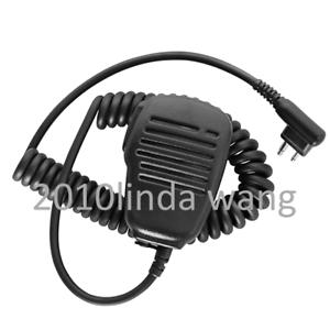 Shoulder Speaker Mic For Motorola CP040 CP185 CP200 DTR650 GP3688 Portable Radio