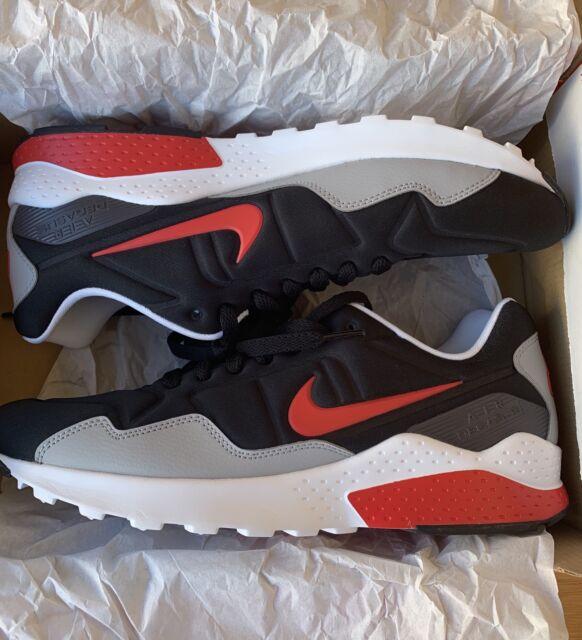 finest selection 8b67b 77f6b Nike Air Pegasus 92 Men's Sz 10 Black Atom Red Wolf 844652 004