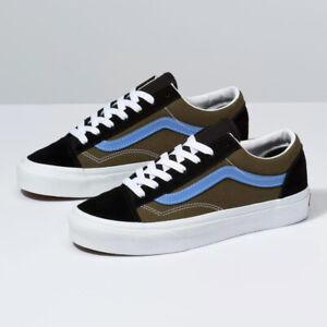 Détails sur Vans Vintage Sports Style 36 Skate Baskets Chaussures Bleu VN0A3DZ3TGQ taille US 4 13 afficher le titre d'origine