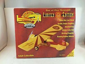 Gearbox-Shell-Gasoline-Stinson-Detroiter-Airplane-in-Original-Box-LTD