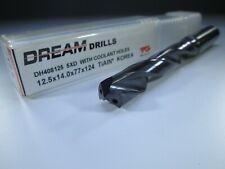 ".2570/"" 5pcs /'F/' Diameter HSSCo8 Cobalt 135° Split Point Stub Drills YG-1"