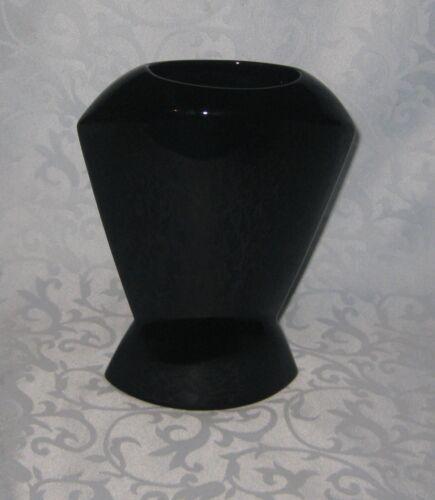 °°°°  Vase - Rosenthal studio-line - Josep Lluscà - schwarz °°°° Hhj