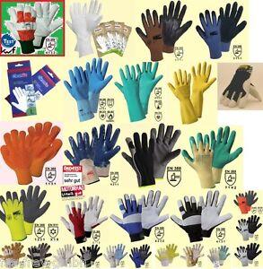Touch Grip Stretch-Synthetik Lederhandschuh, Größe 10 - Pirmasens, Deutschland - Touch Grip Stretch-Synthetik Lederhandschuh, Größe 10 - Pirmasens, Deutschland