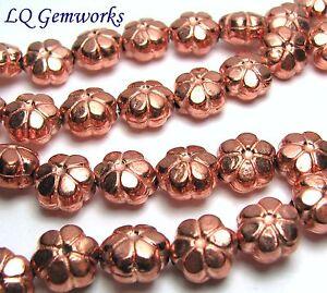 "16 "" Brillant Cuivre 8.5mm Perles  Eg8ah25u-07225516-370599157"