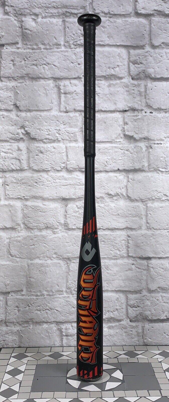 Excelente condición usada Demarini Defiance 30in. 18oz. SC4 Aleación 2-1 4 barril, Little League Bat