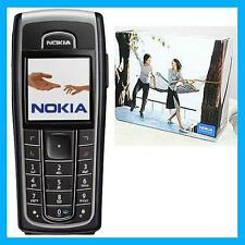 Nokia 6230i Schwarz Handy Mobile Black Edition + Original Stromspeicher Neu&OVP
