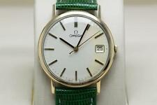 Gents 9ct Gold Omega Manual Wind Wristwatch - Ready to Wear