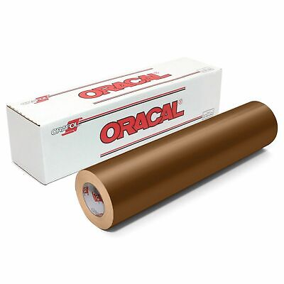 "12/"" Adhesive Vinyl Removable Cameo silhouette Plotter 10 Rolls 5 Feet Oracal 631"