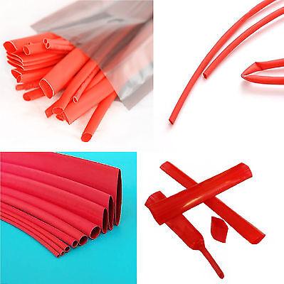 Guaina in vetro//silicone Diametro 4mm 1.5kv Rosso