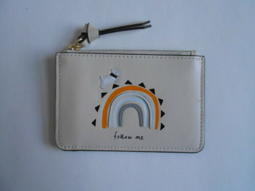 Radley /'Follow Me/' small coin purse Leather