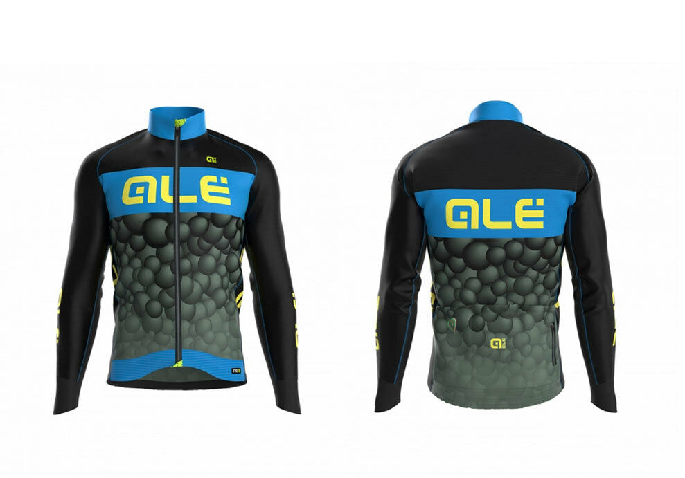 ALE 'Jersey Winter Graphics NEW Bubbles