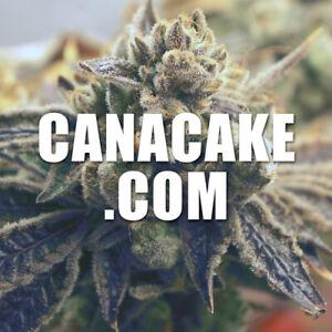 CANACAKE-COM-Premium-Short-Cannabis-Marijuana-Seed-Edible-Hemp-Domain-Name