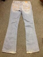 Aeropostale Jeans Hailey Skinny Flare Curvy Fit Size 1/2