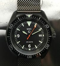 MWC - Military divers watch In PVD