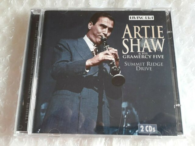 Artie Shaw & His Gramercy Five - Summit Ridge Drive - 2 x CD Compilation (2005)