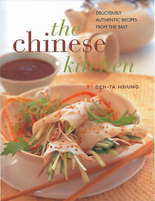 Hsiung, Deh-Ta, The Chinese Kitchen (Contemporary Kitchen), Very Good Book