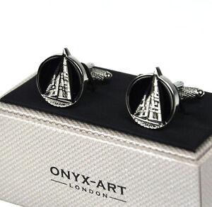 Cufflinks-Sailing-Yachts-wedding-groom-best-man-shirt-cuff-links