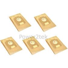 5 X E15, E18, E40, E200, E200B Bolsas de Aspiradora para Electrolux Z1910-Z1940 Z2025 -