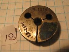 Scc 12 28 Nf Thread Gage Go 1928 18 Machinist