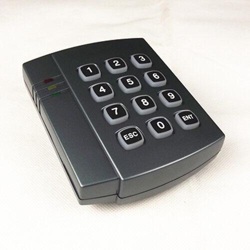 Weatherproof EM Proximity keypad 125KHz WG26//34 RFID Access Control Card READER