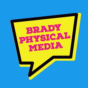 Brady Physical Media
