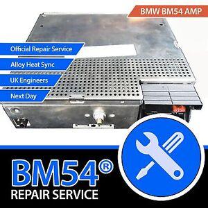 Details about BM54 Radio Amp Repair | BMW 3 5 7 X5 Becker
