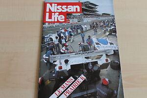 Nissan Life 04/1986 Grade Produkte Nach QualitäT Nissan Prairie 149058 Bluebird Grand Prix