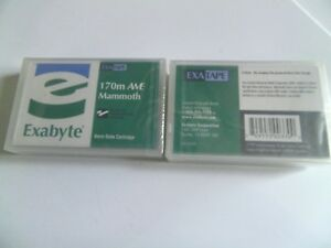 2-X-Exabyte-EXATAPE-170m-AME-Mammoth-8-mm-Data-Cartridge