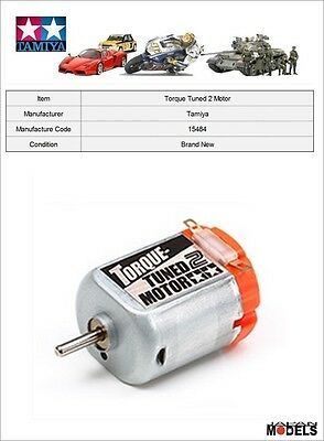 Mini 4wd Motore ATOMIC TUNED 2 MOTOR PRO Tamiya 15489 New Nuovo