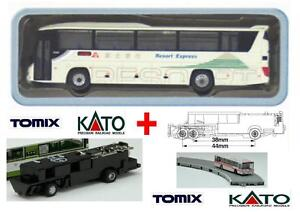 KATO-by-TOMIX-AUTOBUS-1-CHASSIS-MOTORE-ELETTRICO-MAGNETICO-per-SET-BUS-SCALA-N