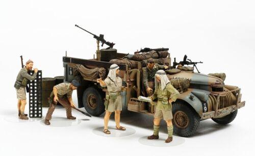 LRDG Befehlswagen Tamiya 1:35 Brit 32407