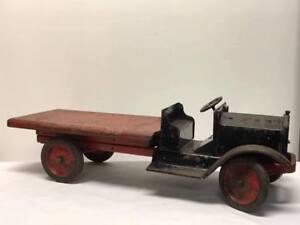 1920-039-s-Keystone-Koaster-Flat-Deck-Truck
