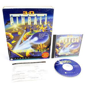 3-D-Ultra-Pinball-for-PC-CD-ROM-BY-Sierra-On-Line-in-Big-Box-VGC-CIB