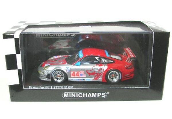 Porsche 911 gt3 rsr Nº 44 12h sebring 2008