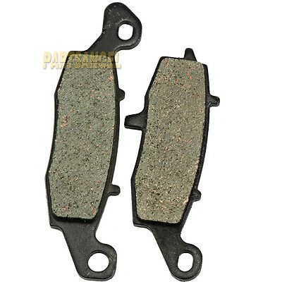 2002 2003 KAWASAKI VN 1500 Vulcan Mean Streak Rear Carbon Brake Pads