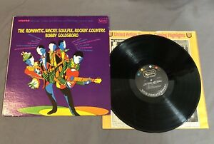 Bobby-Goldsboro-The-Romantic-Wacky-Soulful-Rockin-Country-LP-Vinyl-Record-1967